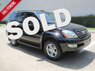2006 Lexus GX 470 Luxury SUV, Black Beauty, Flawless ONLY 119k Miles Plano, Texas