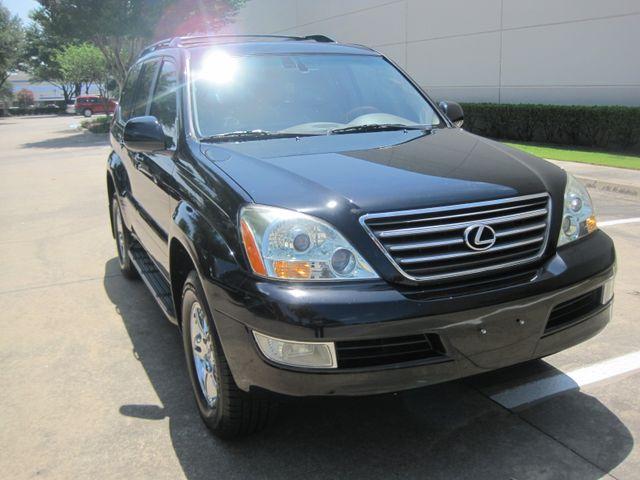 2006 Lexus GX 470 Luxury SUV, Black Beauty, Flawless ONLY 119k Miles Plano, Texas 1