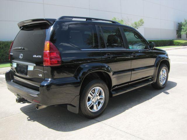 2006 Lexus GX 470 Luxury SUV, Black Beauty, Flawless ONLY 119k Miles Plano, Texas 11