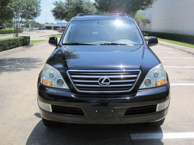 2006 Lexus GX 470 Luxury SUV, Black Beauty, Flawless ONLY 119k Miles Plano, Texas 2