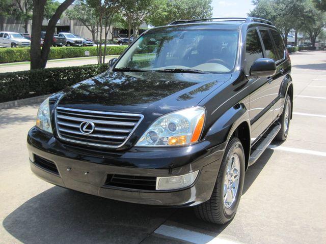2006 Lexus GX 470 Luxury SUV, Black Beauty, Flawless ONLY 119k Miles Plano, Texas 3