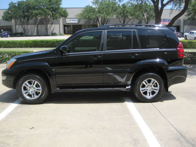 2006 Lexus GX 470 Luxury SUV, Black Beauty, Flawless ONLY 119k Miles Plano, Texas 5