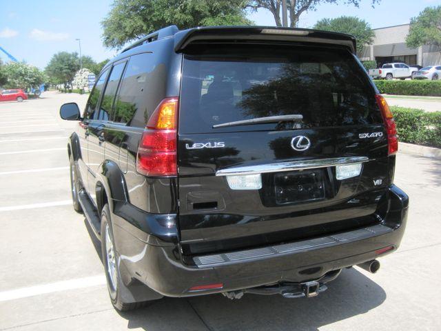 2006 Lexus GX 470 Luxury SUV, Black Beauty, Flawless ONLY 119k Miles Plano, Texas 8