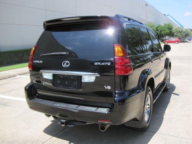 2006 Lexus GX 470 Luxury SUV, Black Beauty, Flawless ONLY 119k Miles Plano, Texas 10