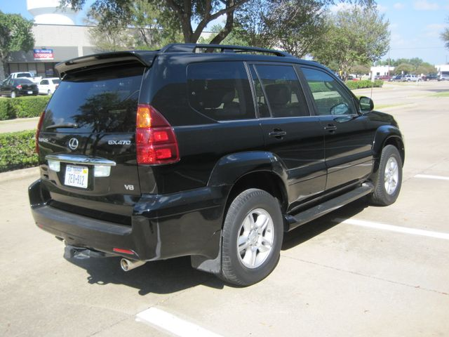2006 Lexus GX 470 Luxury Suv, Nav, Roof, 1 Owner, Low Miles Plano, Texas 11