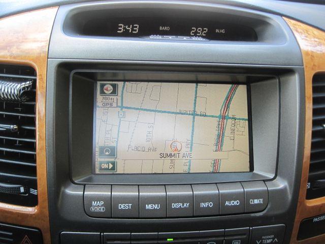 2006 Lexus GX 470 Luxury Suv, Nav, Roof, 1 Owner, Low Miles Plano, Texas 22