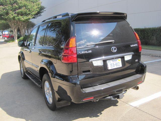 2006 Lexus GX 470 Luxury Suv, Nav, Roof, 1 Owner, Low Miles Plano, Texas 8