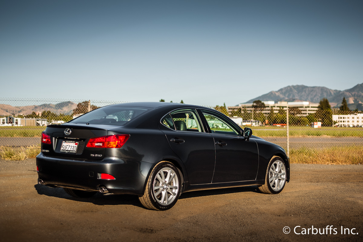 2006 lexus is 250 sedan concord ca carbuffs concord. Black Bedroom Furniture Sets. Home Design Ideas
