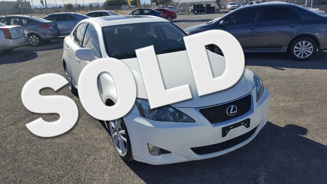 Used Cars in Las Vegas 2006 Lexus IS 250