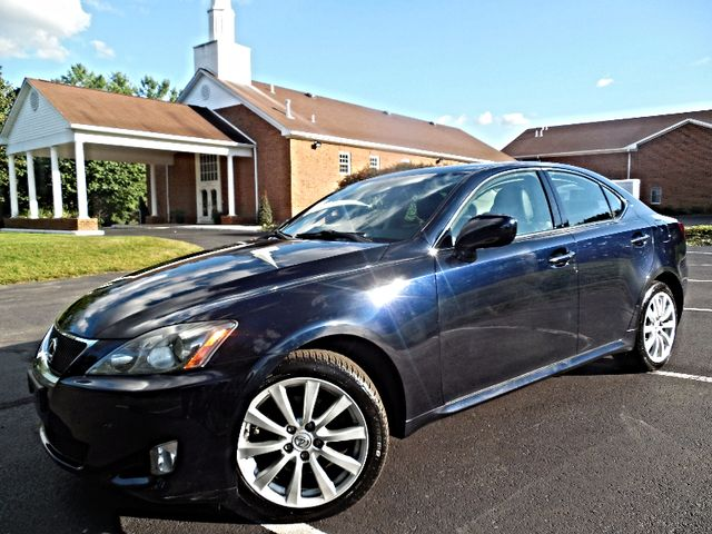 2006 Lexus IS 250 Auto Leesburg, Virginia 3
