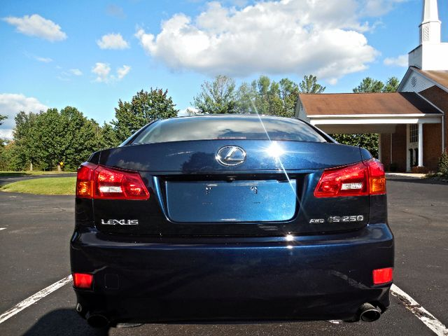 2006 Lexus IS 250 Auto Leesburg, Virginia 10
