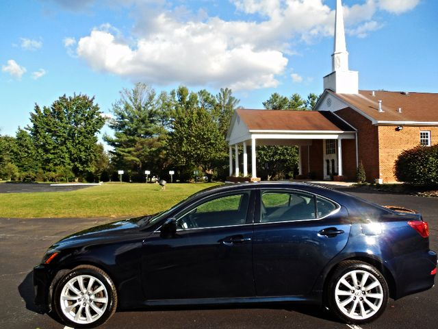 2006 Lexus IS 250 Auto Leesburg, Virginia 7