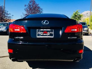 2006 Lexus IS 250 IS 250 6-Speed Sequential LINDON, UT 13