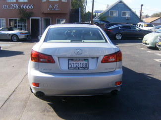 2006 Lexus IS 250 Auto Los Angeles, CA 8