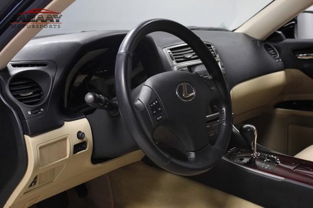 2006 Lexus IS 250 Auto Merrillville, Indiana 9