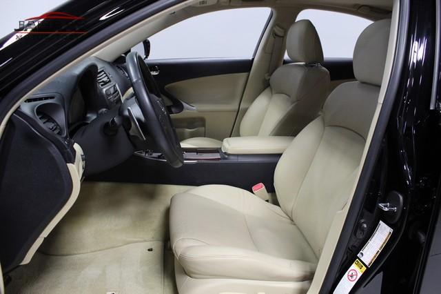 2006 Lexus IS 250 Auto Merrillville, Indiana 10