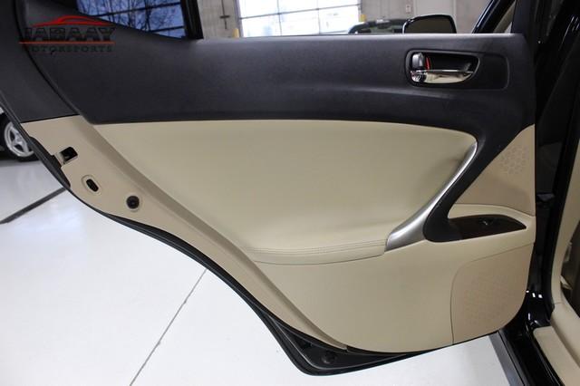 2006 Lexus IS 250 Auto Merrillville, Indiana 24