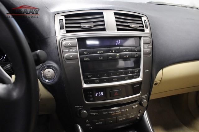 2006 Lexus IS 250 Auto Merrillville, Indiana 19