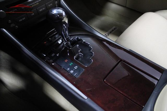 2006 Lexus IS 250 Auto Merrillville, Indiana 20