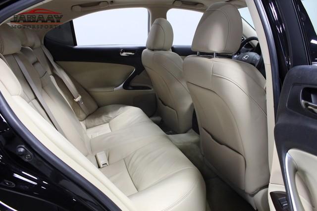 2006 Lexus IS 250 Auto Merrillville, Indiana 13