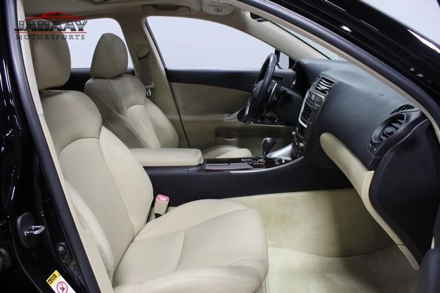 2006 Lexus IS 250 Auto Merrillville, Indiana 15