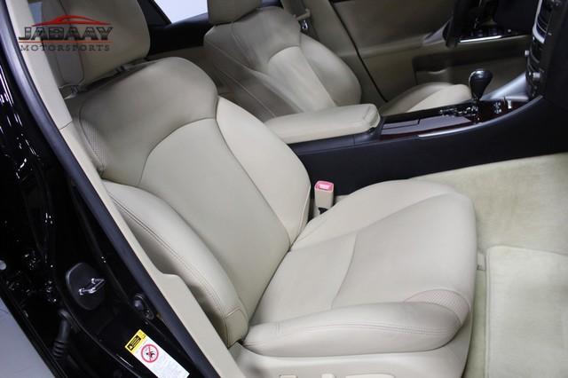 2006 Lexus IS 250 Auto Merrillville, Indiana 14