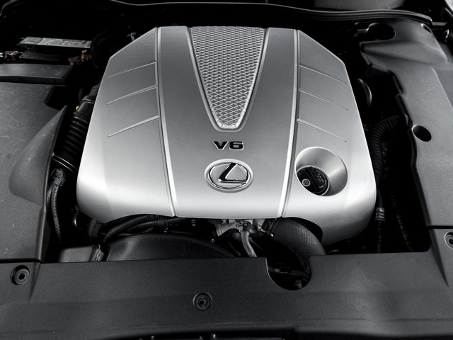 2006 Lexus IS 350 Auto Burbank, CA 16