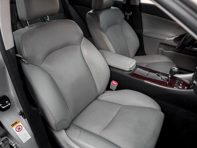 2006 Lexus IS 350 Auto Burbank, CA 23