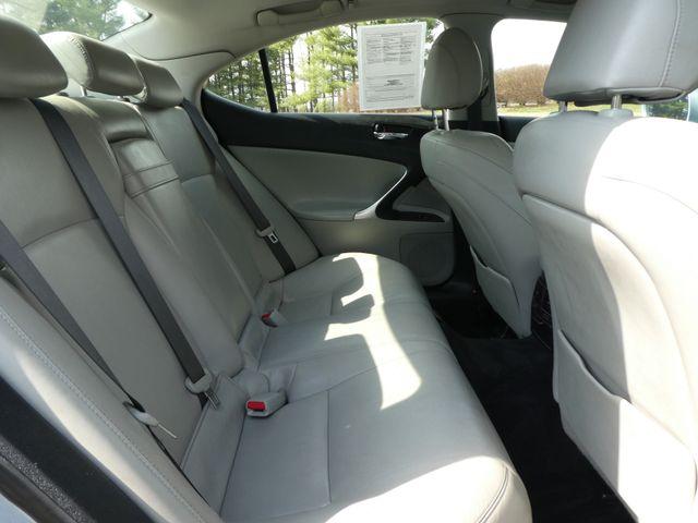 2006 Lexus IS 350 3.5L Auto Leesburg, Virginia 10