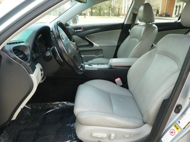 2006 Lexus IS 350 3.5L Auto Leesburg, Virginia 13