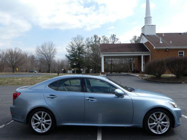 2006 Lexus IS 350 3.5L Auto Leesburg, Virginia 5
