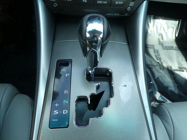 2006 Lexus IS 350 3.5L Auto Leesburg, Virginia 27