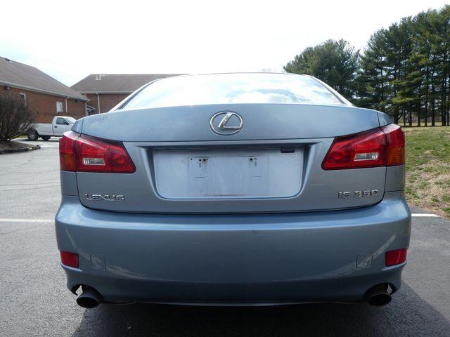 2006 Lexus IS 350 3.5L Auto Leesburg, Virginia 7