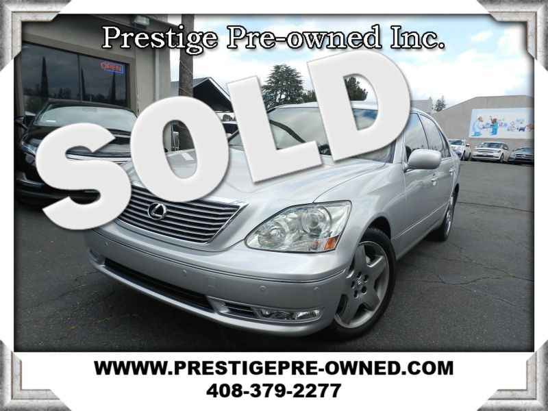 2006 Lexus LS 430 ((**VERY LOW 58K MILES**))  in Campbell CA