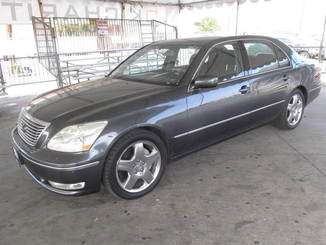 2006 Lexus LS 430 Please call or e-mail to check availability All of our vehicles are available
