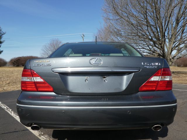 2006 Lexus LS430 Leesburg, Virginia 7
