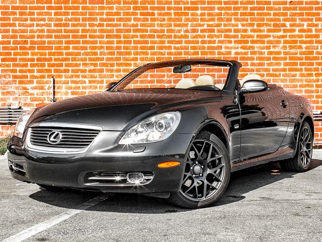 2006 Lexus SC 430 Burbank, CA 1