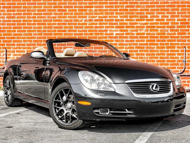 2006 Lexus SC 430 Burbank, CA 2