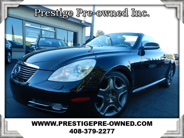 2006 Lexus SC 430   in Campbell California