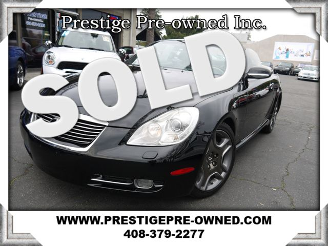 2006 Lexus SC 430 NAVIGATION & HEATED SEATS-LOADED  in Campbell CA