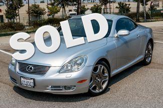 2006 Lexus SC 430 -Navi- Premium Sound - Heated Seats Reseda, CA