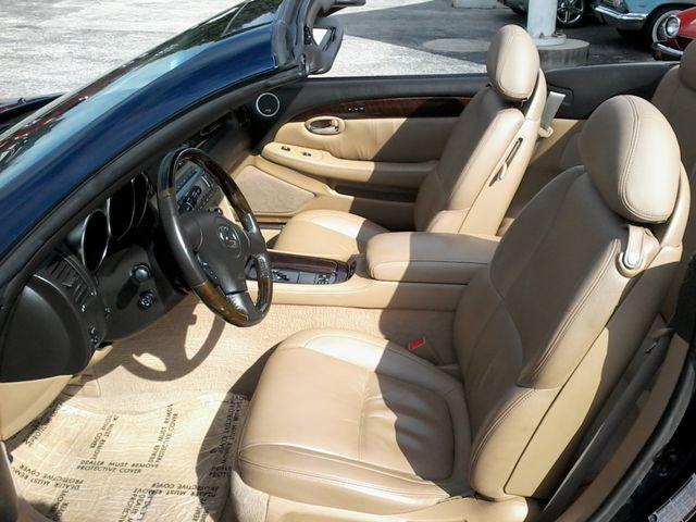 2006 Lexus SC 430 Retractable San Antonio, Texas 16