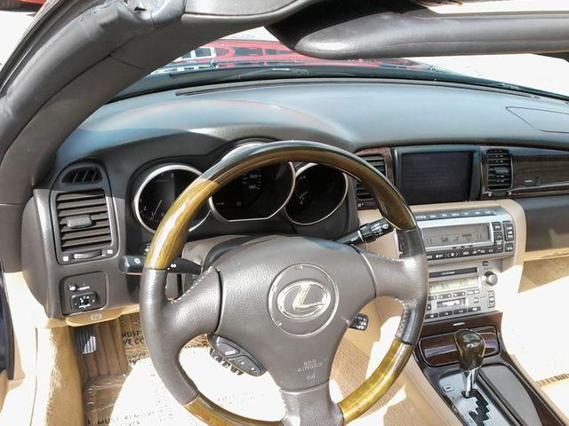 2006 Lexus SC 430 Retractable San Antonio, Texas 22