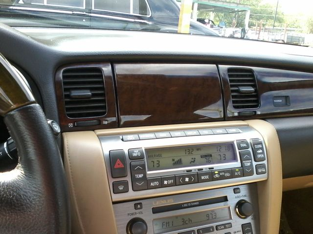 2006 Lexus SC 430 Retractable San Antonio, Texas 30
