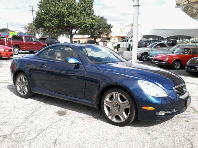 2006 Lexus SC 430 Retractable San Antonio, Texas 10