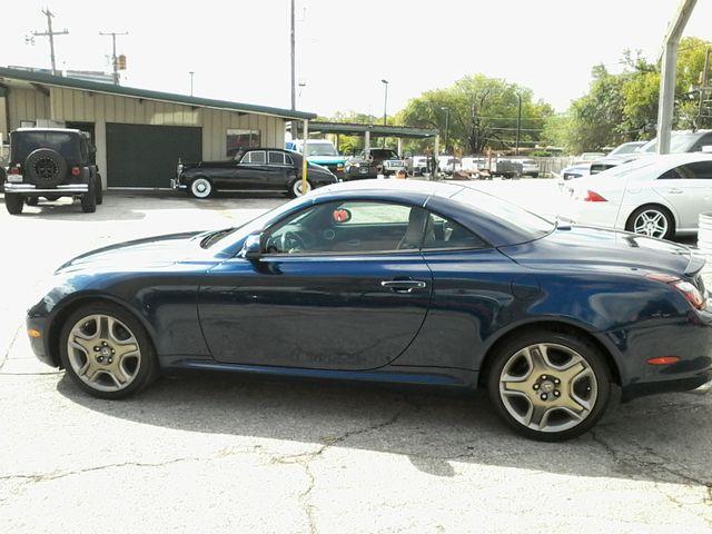 2006 Lexus SC 430 Retractable San Antonio, Texas 11