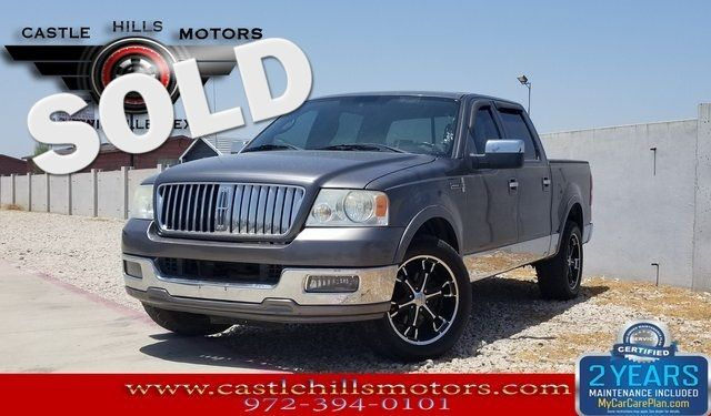 2006 Lincoln Mark LT in Lewisville Texas