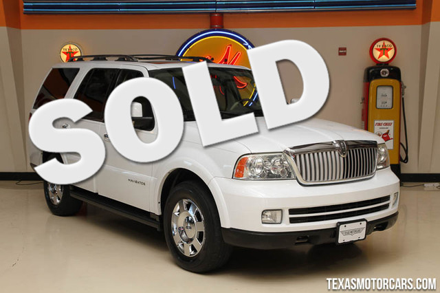 2006 Lincoln Navigator Luxury This Clean Carfax 2006 Lincoln Navigator is in great shape with only