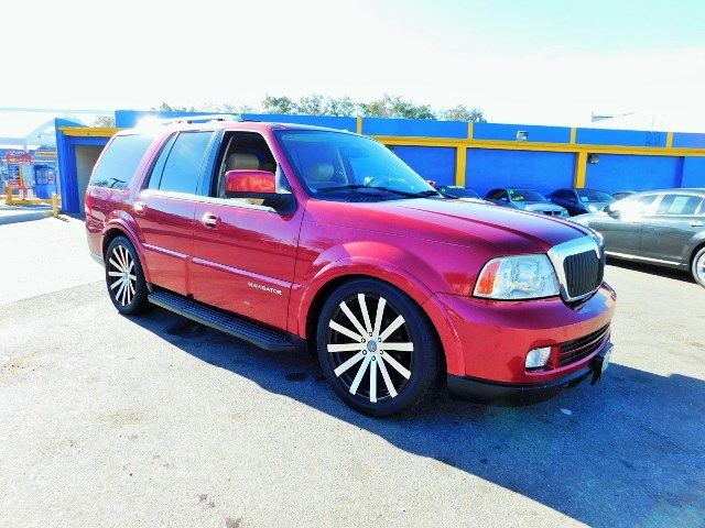 2006 Lincoln Navigator Luxury Limited warranty included to assure your worry-free purchase AutoCh