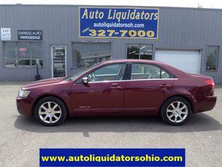 2006 Lincoln Zephyr  | North Ridgeville, Ohio | Auto Liquidators in North Ridgeville Ohio